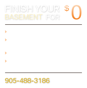 Finish Your Basement & Renovations