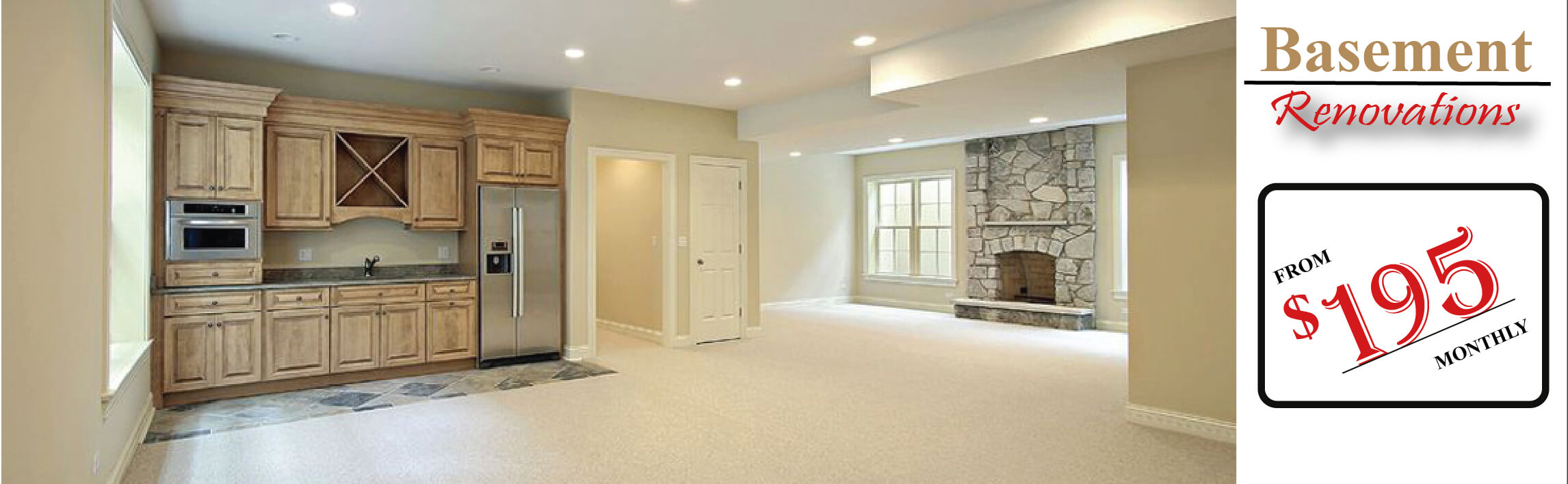 Home Basement Renovations And Contractor In Mississauga, Brampton | Legal  Basement Framing